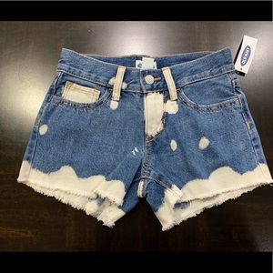 Girl Jeans Shorts